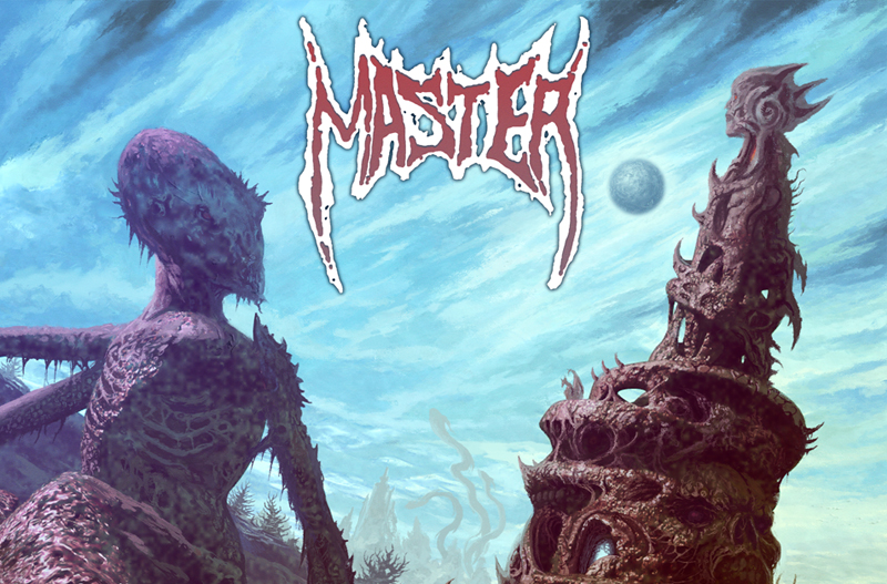 Www Master Speckmetal Net Vindictive Miscreant Is Out Now